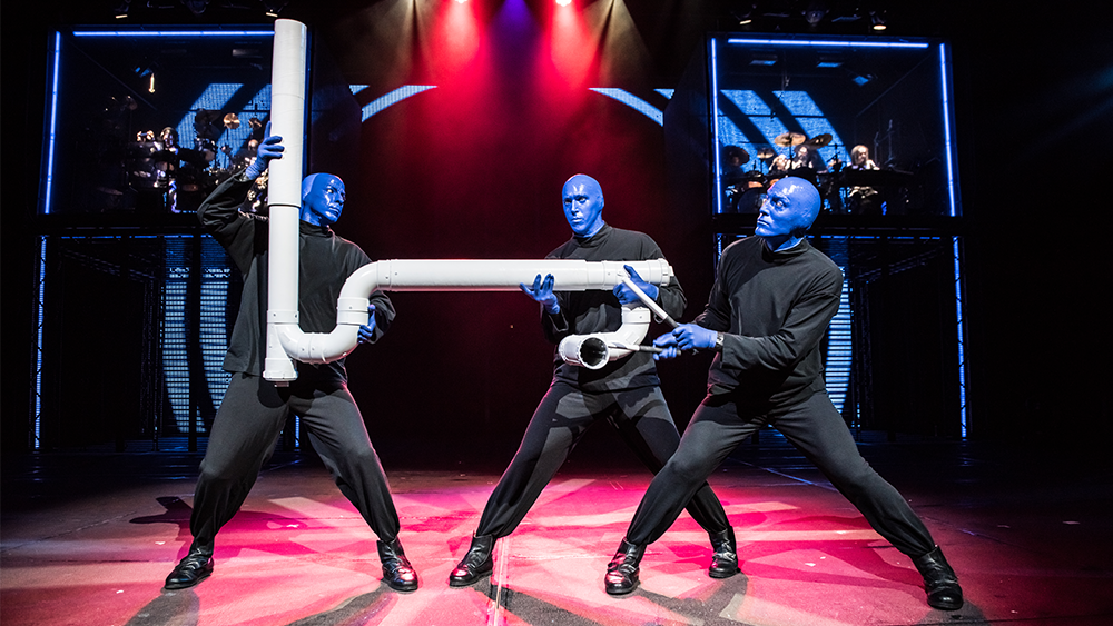 Blue Man Group Orlando Groups