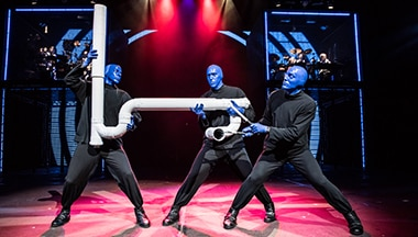 Drumbone Blue Man Group Orlando