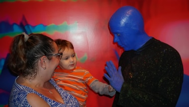 Blue Man Group Autism Speaks