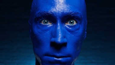 Blue Man Group video