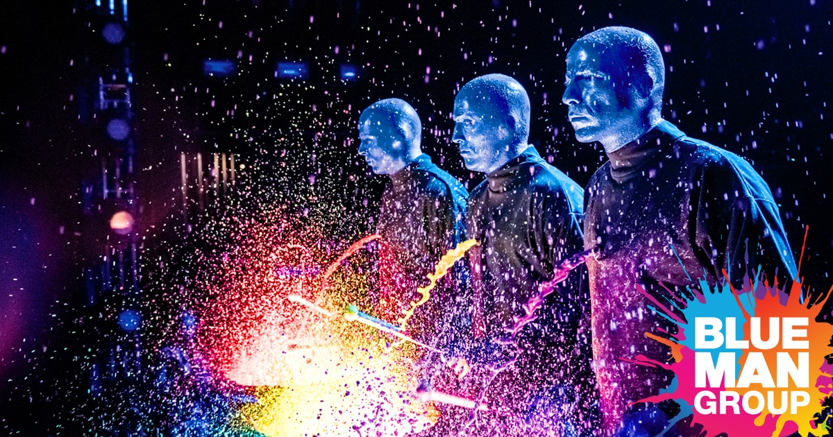 Blueman group tour
