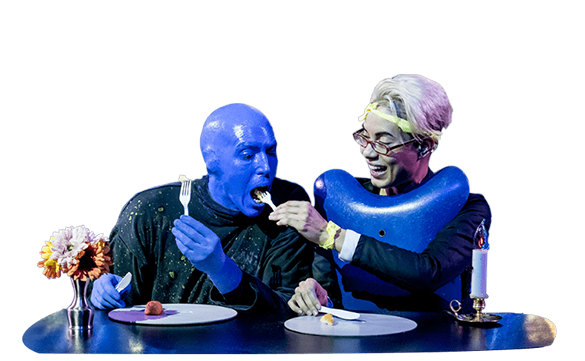 Blue Man Group Connections