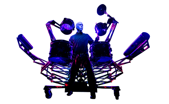 Blue Man Group Drum Phoenix